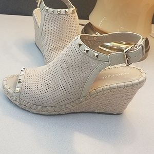 Marc Fisher Espadrille Sandals